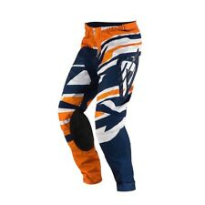 Acerbis Hose Profile MX in Orange/Blau