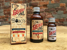 50ML BOTTLE OF BOBOS BEARD OIL COMES WITH A FREE BEARD OIL OR MOUSTACHE WAX