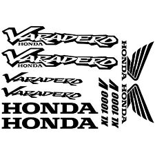 HONDA VARADERO. pegatina, decal, aufkleber, sticker, vinilo, vinyl. 23 colours