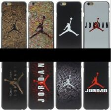 AIR JORDAN Logo Jump Michael Plastic Hard Case For Apple Iphone 5/5S .5SE & 6/6S