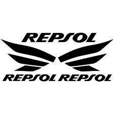 HONDA REPSOL. pegatina, decal, aufkleber, sticker, vinilo, vinyl, 23 colours.