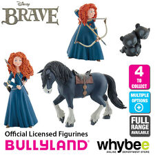 Official Bullyland Disney Brave Figurines - 4 Cake Topper Figures to Collect!