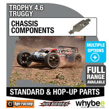 HPI TROPHY 4.6 TRUGGY [Chassis Components] Genuine HPi Racing R/C Parts!