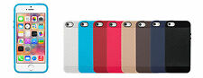CUBIX Network Series Grip Tpu Soft Jacket Back Case Cover For Apple iPhone 5s