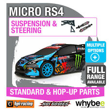 HPI MICRO RS4 [Steering & Suspension] Genuine HPi Racing R/C Standard / Hop-Up