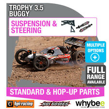 HPI TROPHY 3.5 BUGGY [Steering & Suspension] Genuine HPi Racing R/C Parts!