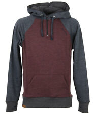 Shisha AX-1 Hooded Boys red wave melange