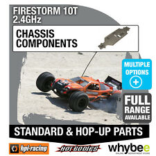 HPI FIRESTORM 10T 2.4GHz [Chassis Components] Genuine HPi Racing R/C Parts!