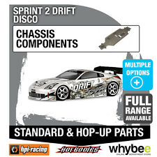 HPI SPRINT 2 DRIFT [DISCONTINUED KITS] [Chassis Components] New HPi Parts!