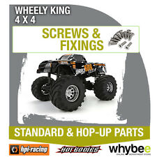 HPI WHEELY KING 4X4 [Screws & Fixings] Genuine HPi Racing R/C Parts!