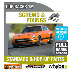 HPI CUP RACER 1M [Screws & Fixings] Genuine HPi Racing R/C Parts!