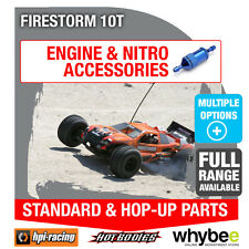 HPI FIRESTORM 10T [All Engine Parts] Genuine HPi Racing R/C Standard & Hop-Ups
