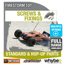 HPI FIRESTORM 10T [Screws & Fixings] Genuine HPi Racing R/C Parts!