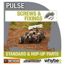 HPI PULSE 4.6 BUGGY [Screws & Fixings] Genuine HPi Racing R/C Parts!