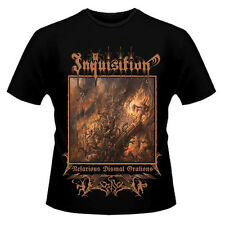 INQUISITION Nefarious Dismal Orations Official T-shirt NEW mayhem watain marduk
