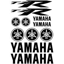 YAMAHA TZR. pegatina, decal, aufkleber, sticker, vinilo, vinyl. 23 colours