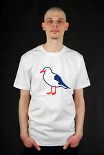 CLEPTOMANICX GULL WHITE T-SHIRT