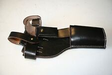 German C96 Broomhandle Mauser Leather Holster  -Reproduction