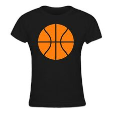 Basketball Ball Frauen T-Shirt