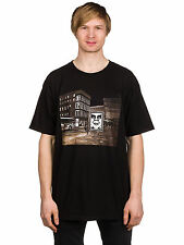 Obey T-Shirt kurzarm Obey Bus Photo Basic T-Shirt Herren Männer