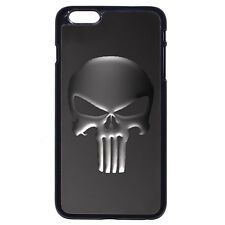 DIY Superhero Punisher Skull Heads Case For Samsung Galaxy & Apple iPhone iPod