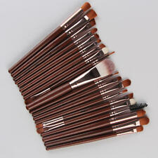 20tlg Professionelle Make-up Pinsel Set Brush Kosmetik Pinsel Schminkpinsel Set