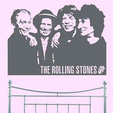 Rolling Stones -  Wall Decal Art Sticker lounge living room bedroom