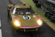 Slot.it Ford GT40 'LeMans 1966' mit Licht - Carrera Digital 132 / Analog