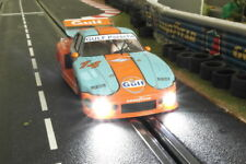 Sideways Porsche 935/77 Gulf mit Licht - Carrera Digital 132 / Analog