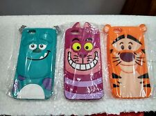 3D Silicone Disney case cover for iphone 6