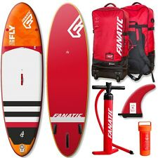 Fanatic Fly Air Premium inflatable SUP Windsurf Stand up Paddle Board 2016