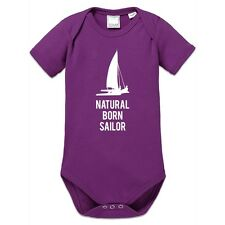 Body bébé Natural Born Catamaran Sailor