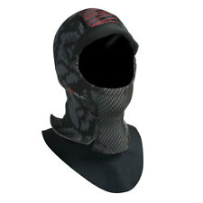 Gul Twin Neck Blindstitched Neoprene Wetsuit Hood - Black