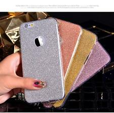 Premium Look Ultra Thin Glitter Soft Tpu Back Cover Case For iPhone 5, 5S