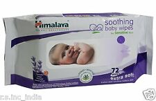 Himalaya Herbal Soothing Baby Wipes - 24 S / 72  Pieces