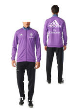 Fly Emirates Real Madrid Adidas Tuta Allenamento Training Tracksuit 2016 17 Uom