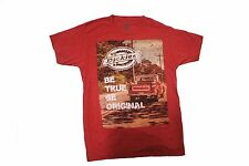 Dickies Logo LightCoral Soft Touch Be True Be Original T-Shirt ..Size : M - 2XL