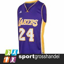 NEU adidas Swingman Los Angeles Lakers Kobe Bryant Basketballshirt M A45975