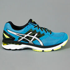 Asics GT-2000 4 Blue Jewel / Black / Safety Yellow