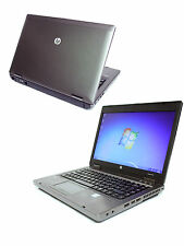 Cheap HP Laptop 6455b Windows 10 Pro 4GB 8GB 2.1Ghz Webcam DVD SSD Radeon HD