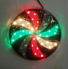 LED Rotating Disco Disk Light Fastival And Home Decoration Light