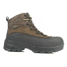 Amblers FS430 Orca S3 Waterproof Safety Work Boots Brown Lightweight 6 -12