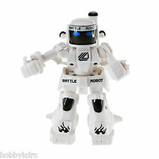 RC Radio Control Battle Robot with Lights & Sound Remote Control Kid Toys
