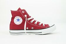 Converse Chucks Taylor All Star HI Scarpe Sneaker M9613 (Marrone )