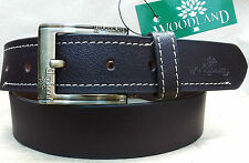 REAL 100% GENUINE LEATHER CAMLE COL BELT FOR MEN'S & FORMAL WEAR Amazing Quality
