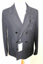 Maison Martin Margiela Paris pocket peacoat reefer navy £1200
