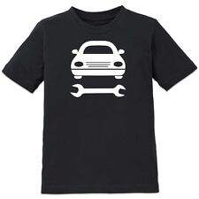Automechaniker Schrauber Kinder T-Shirt