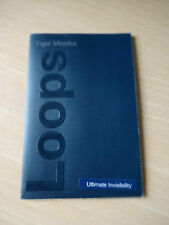 Loops by Yigal Mesika Ultimate Invisibility Magic Trick Elastic Invisible Thread