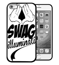 Coque iPhone et Samsung Swag Illuminati