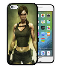 Coque iPhone et Samsung Tom Raider